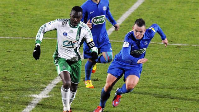 Ligue 1 - Meaux suffer heartbreaking defeat in Coupe de France
