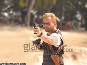 GO GOA GONE: Saif Ali Khan slogs hard to get his look right