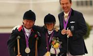 Paralympic Heroes Hit Out At Honours List