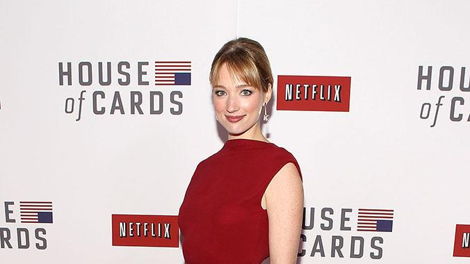 "Netflix's ""House Of Cards"" Washington DC Screening: Kristen Connolly"
