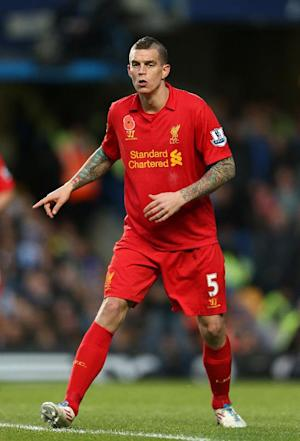 Daniel Agger believes his performances have improved because he has maintained top fitness