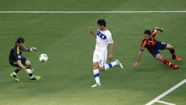 Confederations Cup - Italy: 'We deserved to win'