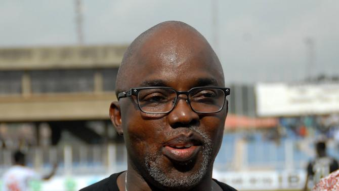 'Olympics is non-negotiable' Pinnick sure of Siasia's ability