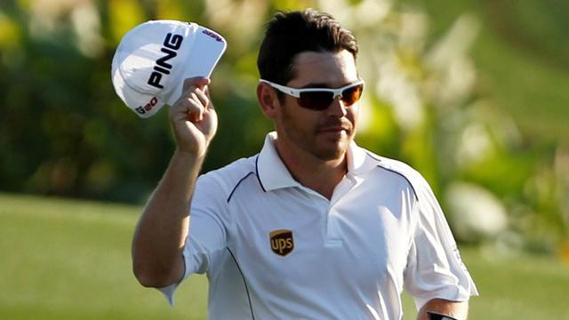 Golf - Oosthuizen storms into tie for Byron Nelson lead