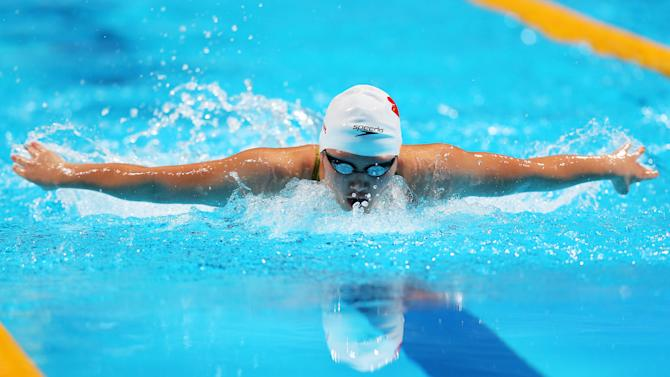 Swimming - 15th FINA World Championships: Day Ten