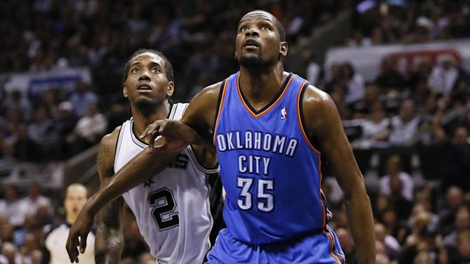 Thunder vs. Spurs, 2016 NBA playoffs: Time, TV schedule and live stream for Game 1