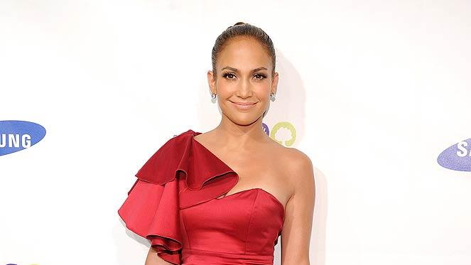 Jennifer Lopez Children Of Hope Gala