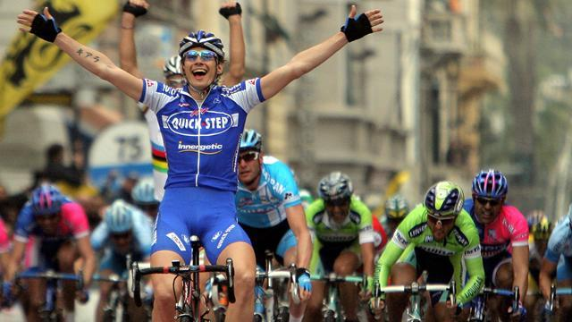 Cycling - Italian monuments moved to Sunday