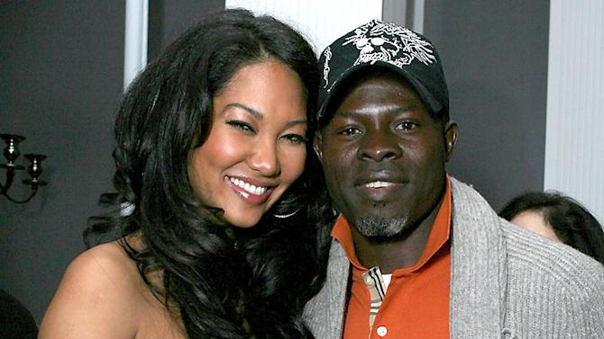 Kimora Lee Djimon Hounsou
