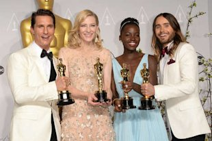 2014 Academy Award Winners