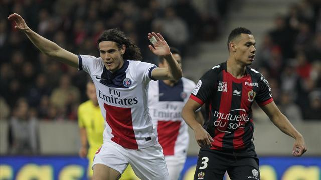 Ligue 1 - PSG warm up for Chelsea with ugly win in Nice