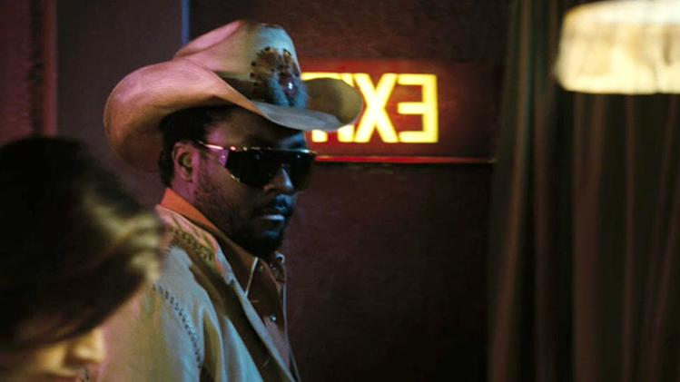 will. i. am X-Men Origins: Wolverine Trailer Screenshot 20th Century Fox 2009