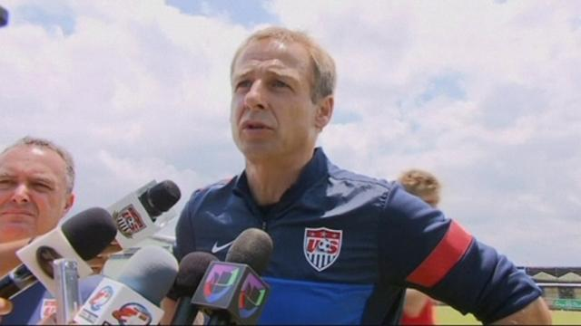 World Cup - In-form US confident of getting first win in Costa Rica