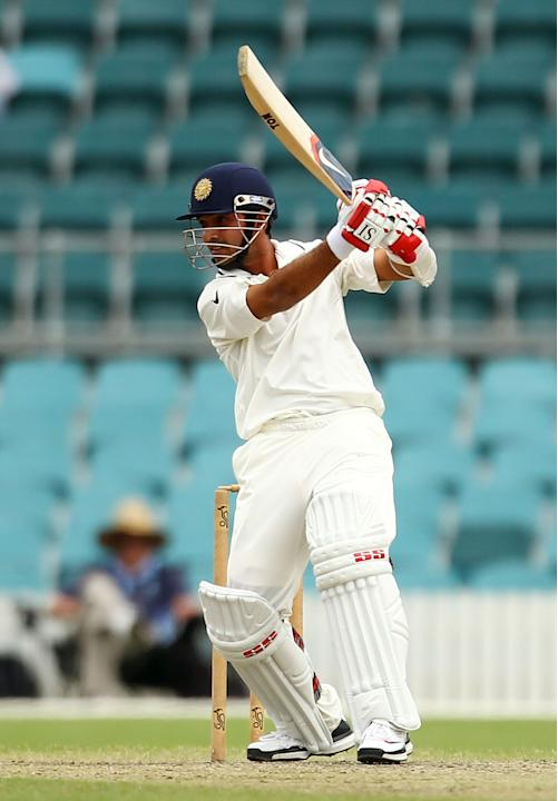 India v CA Chairman's XI - Day 1