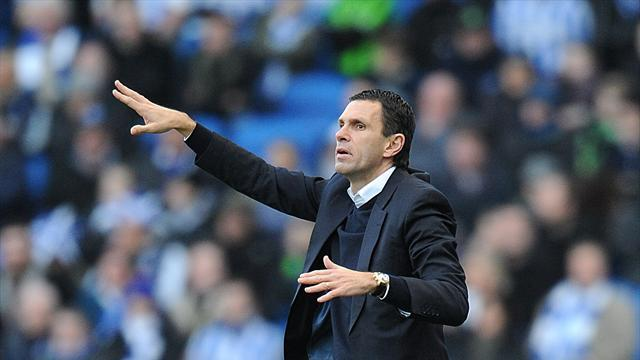 Championship - Poyet still on striker hunt