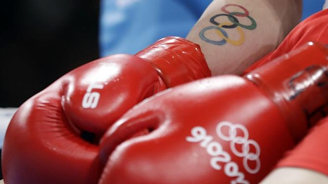 Irish boxers investigated for betting during Olympic Games