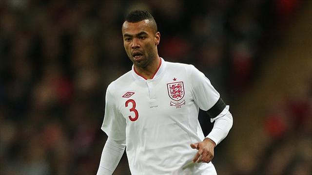 Football - Cole to captain England after Hodgson clarification
