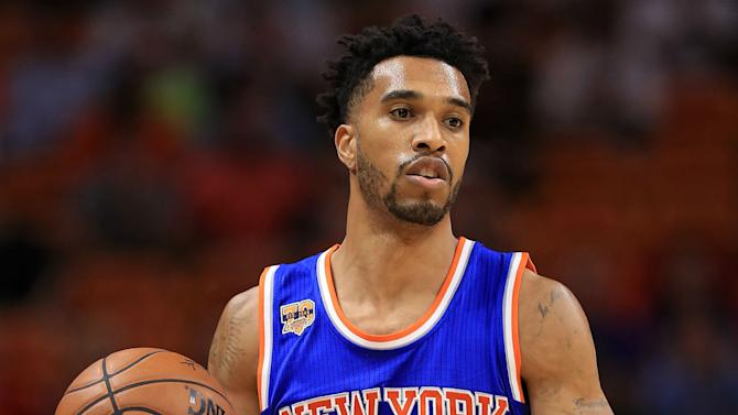 Knicks' Courtney Lee says NBA needs to investigate Wizards assistant