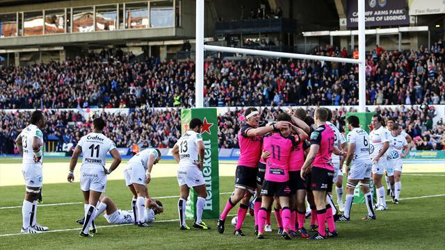 Heineken Cup - Cardiff claim stunning late win over Toulon