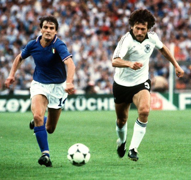 Tardelli (kiri) (AFP Photos)