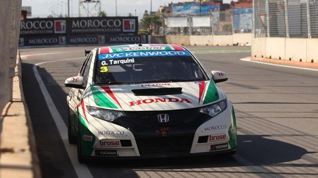WTCC - Tarquini and Monteiro keep seats for 2014