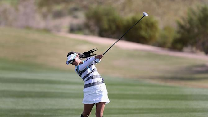 RR Donnelley LPGA Founders Cup - Round Two