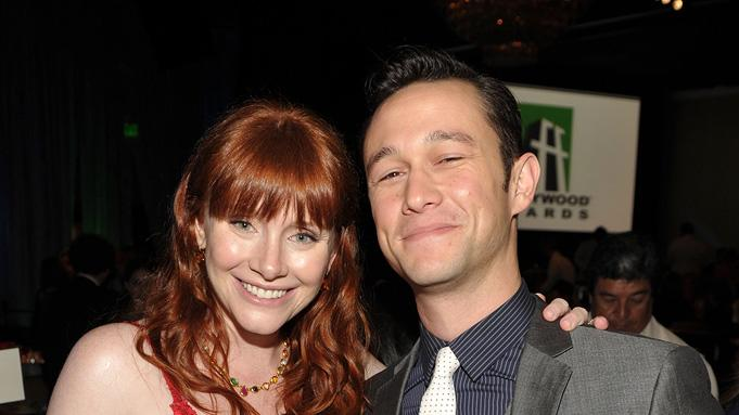 15th Annual Hollywood Film Awards Bryce Dallas Howard Joseph Gordon Levitt