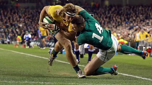 Rugby - Australia's Kuridrani given five-week ban for dangerous tackle