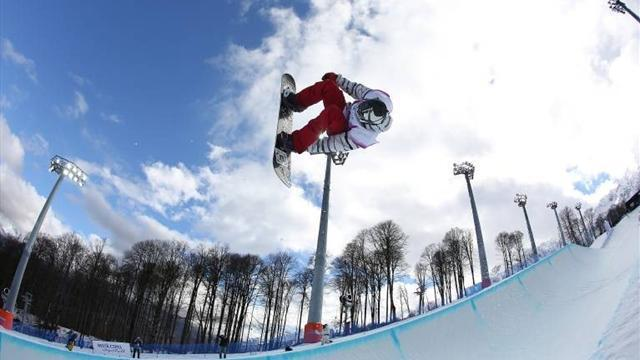 Snowboard - Harington eyes Sochi 2014 as he begins in New Zealand