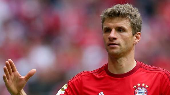 Thomas Muller staying with Bayern Munich after snubbing interest from Manchester United