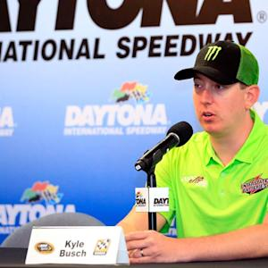Busch: 'There's no sense in grass'