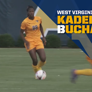 West Virginia 2014-15 Female Athlete of the Year Nominee