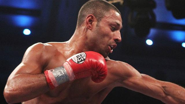 Boxing - Brook may have to travel for Porter, but Malignaggi could be made here