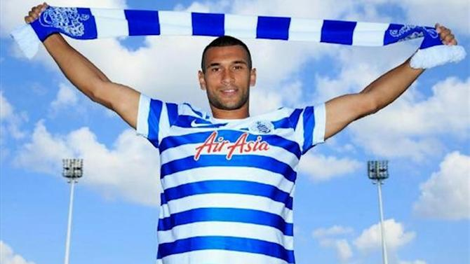 Premier League - QPR announce capture of Caulker