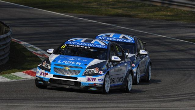 WTCC - Muller leads again as Chevrolet dominate