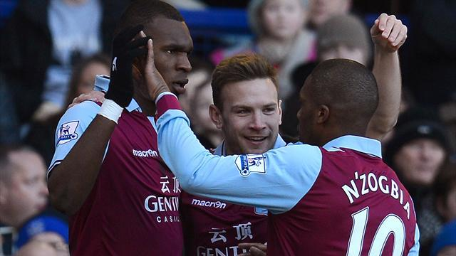 Premier League - Sub Weimann secures Villa draw