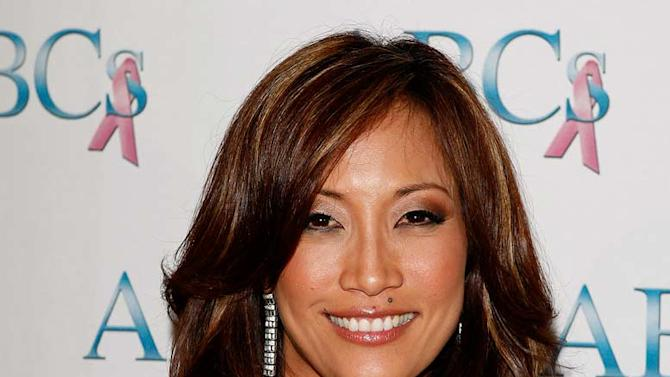 """Carrie Ann Inaba arrives at """"ABC Spirit of Hollywood"""" at the Beverly Hilton Hotel."""