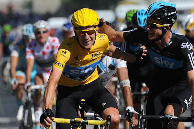 Bradley Wiggins was granted a therapeutic use exemption (TUE) to take the triamcinolone, weeks before he went on to win the 2012 Tour de France
