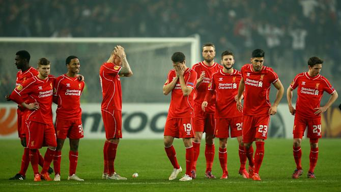 Besiktas JK v Liverpool FC - UEFA Europa League Round of 32
