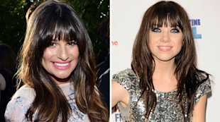 The Best Makeup For Bangs