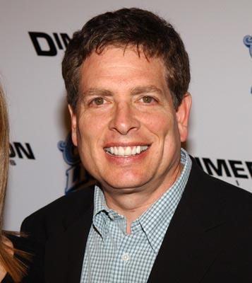 David Zucker at the LA premiere of Dimension's Scary Movie 3