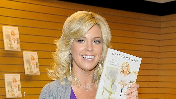 Gosselin Kate Book Tour