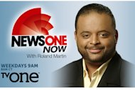 Roland Martin on 'News One Now,' CNN Frustrations and News Diversity
