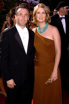 Cynthia Nixon and David Eigenberg 56th Annual Emmy Awards - 9/19/2004