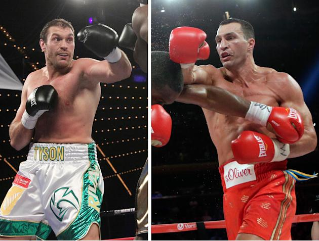 Wladimir Klitschko to fight Tyson Fury in October