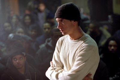 Eminem in Universal's 8 Mile