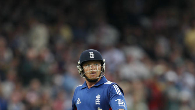 Ian Bell, pictured, is enjoying his time as fellow England opener alongside Alastair Cook
