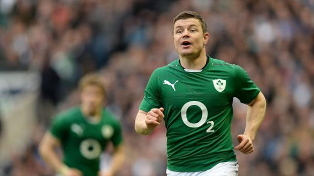 Six Nations - O'Driscoll: Henshaw is the man to replace me for Ireland