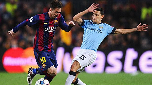 Premier League: Messi zu Manchester City?