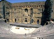 "Roman Theatre and its Surroundings and the ""Triumphal Arch"" of Orange"